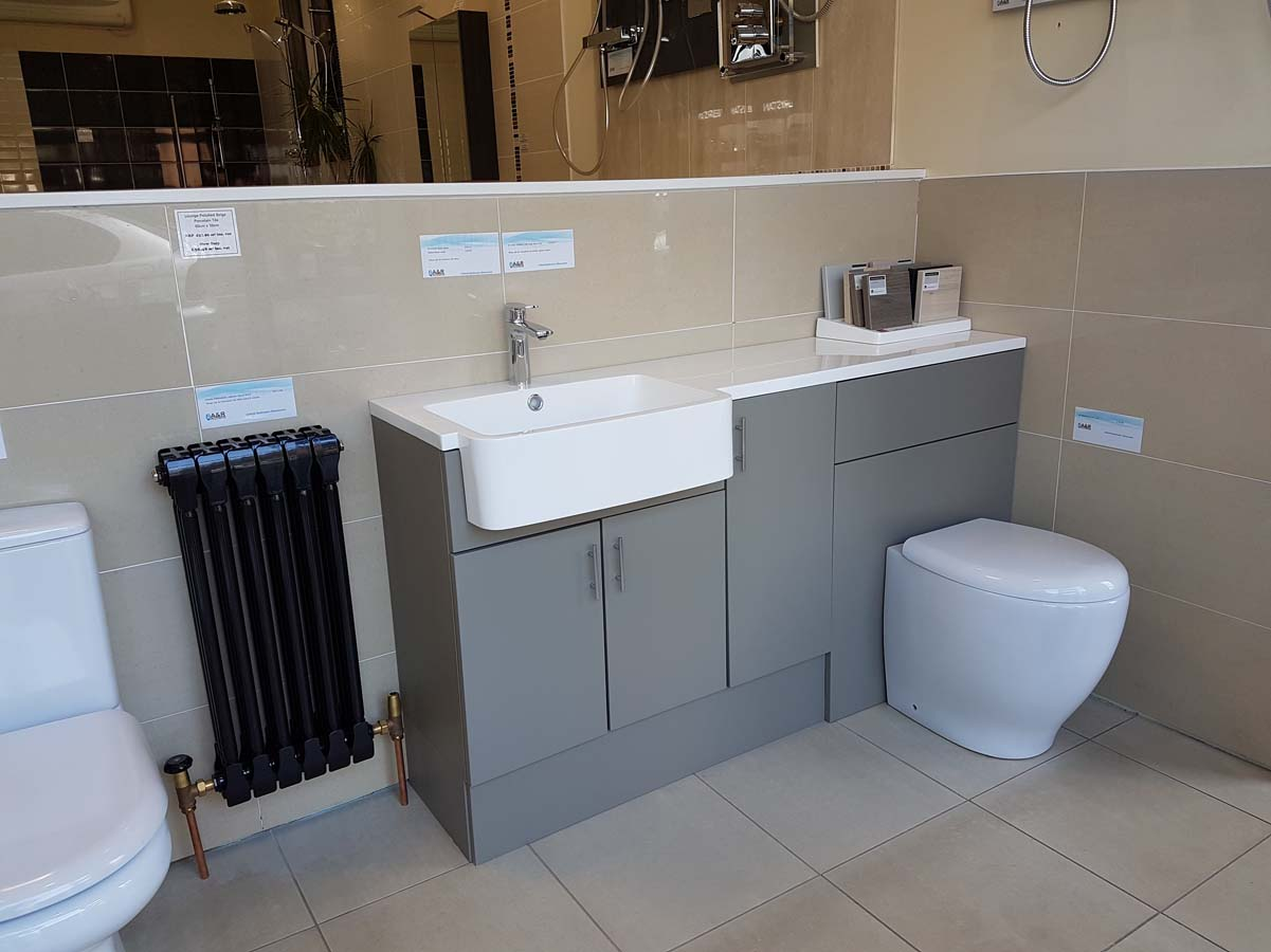 Bathroom showrooms enfield 28 images a and r plumbing for Bathroom showrooms